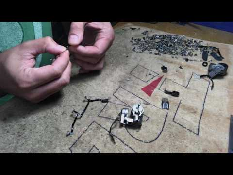 DJI Mavic Pro Gimbal cable replacement