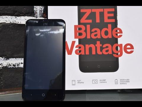 ZTE Blade Vantage Full Review: Only $50!?! (Verizon Wireless)