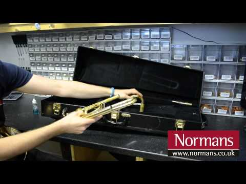 How To - Oil A Trombone Rotary Valve