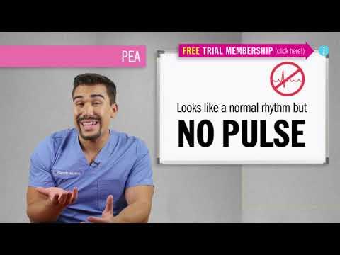 Pulseless Electrical Activity   PEA