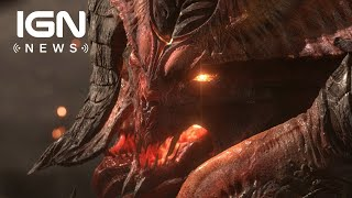 Diablo 3 Officially Announced for Nintendo Switch - IGN News