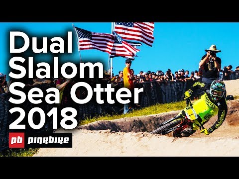 Dual Slalom Official Highlights | Sea Otter 2018