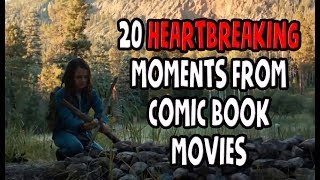 Download 20 Heartbreaking Moments In Comic Book Movies Video