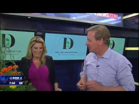 Dallas Arboretum to build tasting garden