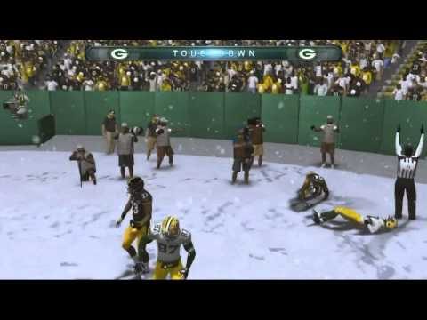 Football-NFL-Madden 15 :: Polamalu Doe! :: Steelers Vs. Packers - Online Gameplay XboxOne