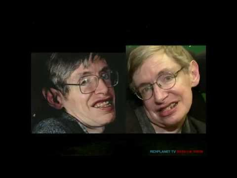 Richard Hall Segment on Stephen Hawking [2016]