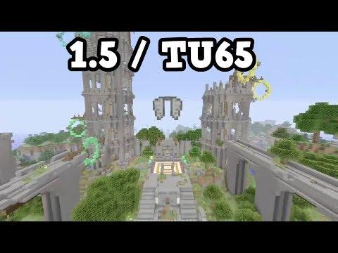 Minecraft Xbox / PS4 1.5 / TU65 QnA - New Tutorial