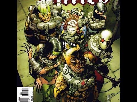 Countdown to Infinite Crisis Book 28: Villians United 03