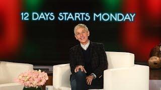 Ellen Reveals This Year