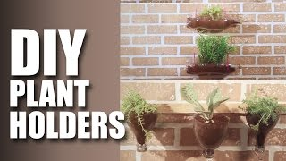 3 Types Of DIY Plant Holders | World Environment Day