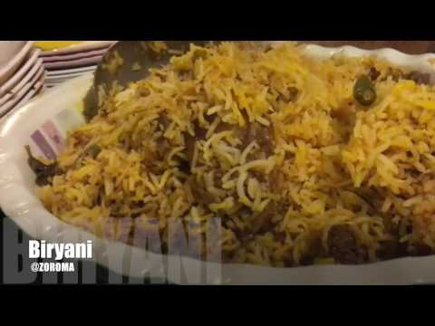 Food Diaries : Pakistani Cusine