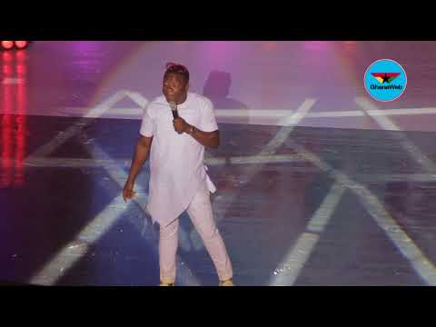 Nigerian comedian Bash thrills fans at #D2R2017 - Part 1