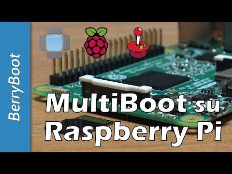 MultiBoot su Raspberry Pi - Guida completa a BerryBoot