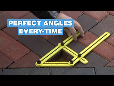 Angle Measuring Tool Helps You Get Perfect Angles Every-time