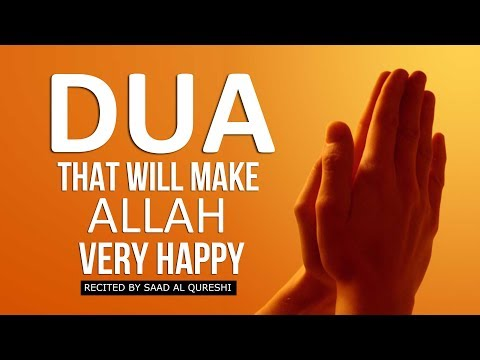 Dua That Will Make Allah Very Happy  ᴴᴰ