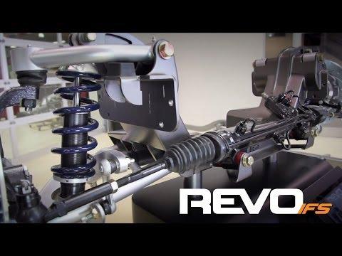REVO IFS by Roadster Shop