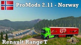 ETS2 Volvo FH16 + ProMods 2 11 - Bilbao - Paris - Eindhoven