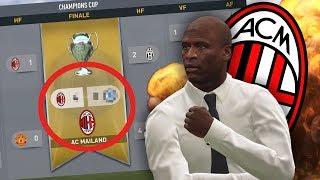 CHAMPIONS LEAGUE FINALE! SCHINKEL LÖST VERTRAG AUF! - FIFA 17 AC Milan Karriere #27