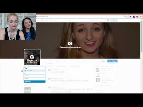 How To Change Your Twitter Display Name, with MySocialFam