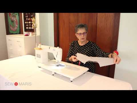 How to: Sew a
