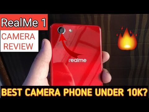 Oppo Realme 1 Detail Camera Review - Best Camera phone Under 10k?? [Hindi]