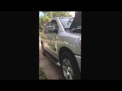 04-15 Nissan Armada/Titan How To Replace The Oil Pan Gasket