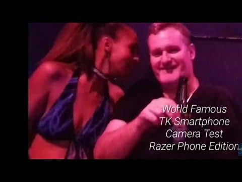 Razer Phone TK Famous Camera Test (SkripClub Edition)