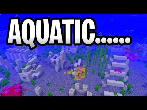 IF UPDATE AQUATIC DOESN'T RELEASE ON CONSOLE I'LL... (Minecraft PS3, PS4, Xbox 360 & Wii U)
