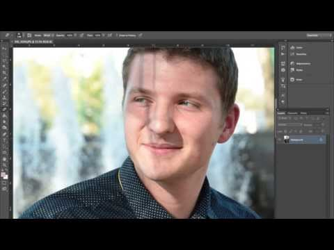 Photography Edit Request : How to remove shadows from face in photoshop