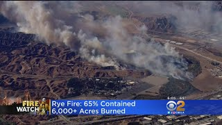 Southern California Fires Update