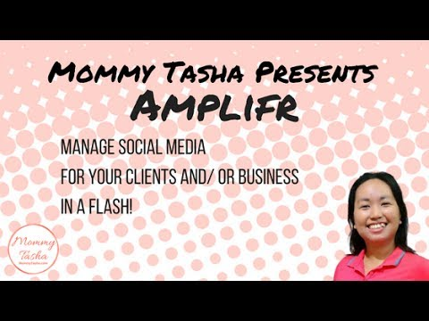Amplifr A New Way To Manage Social Media Accounts