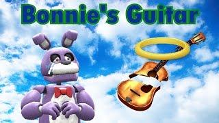 """Freddy Fazbear and Friends """"Bonnie's Guitar"""""""