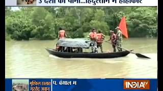 BSF outposts submerged as floods wreak havoc in Assam