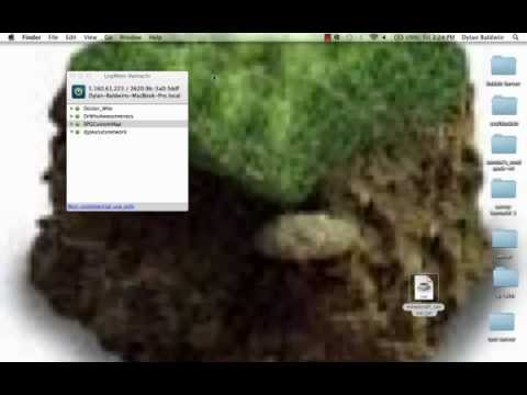 How To Make A Minecraft Hamachi Server (Mac).