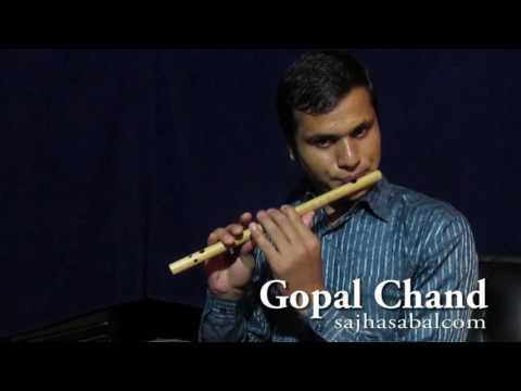 Nepali Flute Music - Gopal Chand