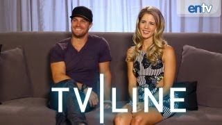 Arrow Season 2 Preview, Black Canary, More - Comic Con 2013