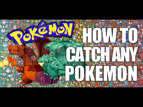 How to Get Any Pokemon Leaf Green Fire Red GBA4IOS iOS 11 10 9 iPhone iPad iPod Touch