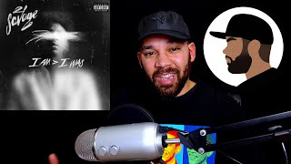 21 Savage - I Am Greater Than I Was Album Review (Overview + Rating)