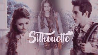 Stiles & Lydia • Silhouette [twc]