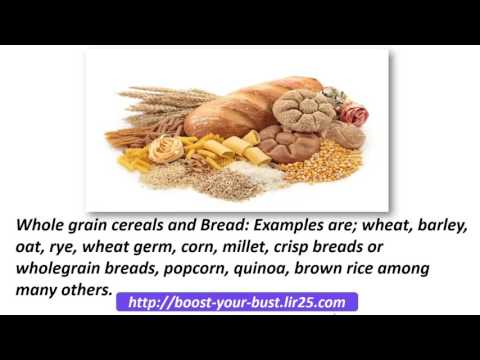 Foods Rich in Breast Enhancement Fithoestrogeno