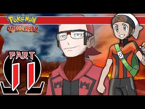 Pokemon Omega Ruby - Part 11 - Mt. Chimney