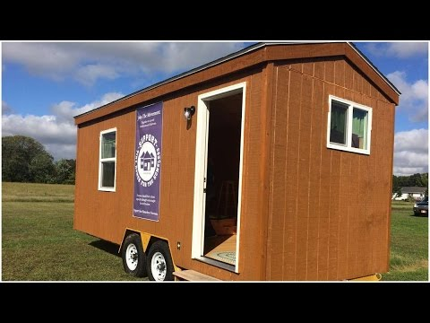 Tiny Homes for the Homeless