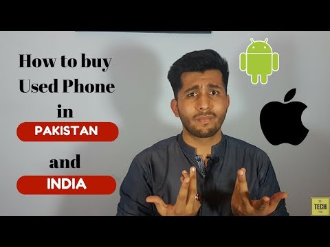 Your Guide to Buy a Used Smartphone in Pakistan or India !|A Must Watch  [اردو/हिंदी ] 🤔