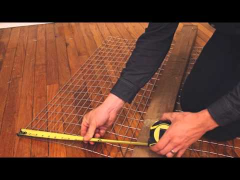 How to Build a Rabbit Cage - Step by Step
