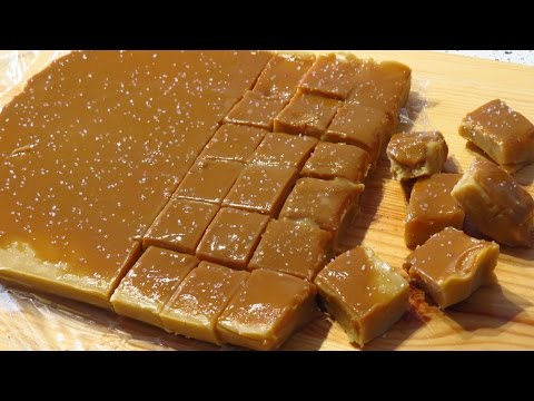 Salted Caramel Fudge Recipe | CupcakeGirl