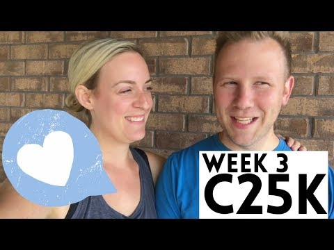 Learning to Run On a Ketogenic Diet - Couch To 5k - Week 3