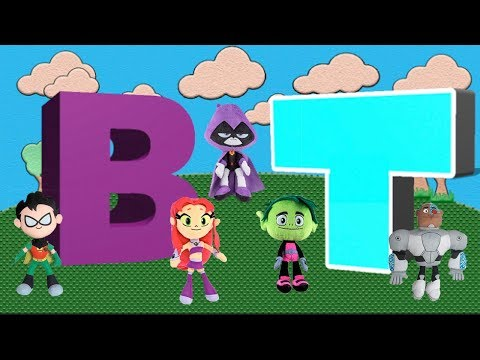 Teen Titans Go! Someone STOLE the T-Tower