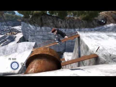 Skate 3 Free Roam Mode