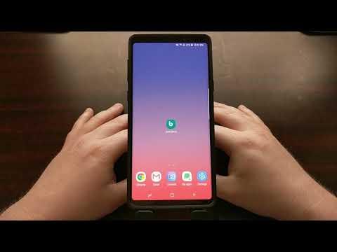 Galaxy Note 9 | Disable the Bixby Button
