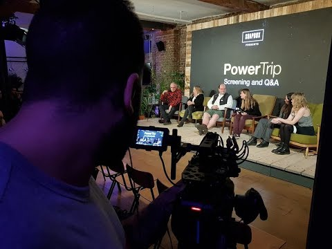Q&A Power Trip:Fracking in the UK movie premiere